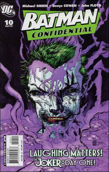 Batman Confidential 10-A by DC