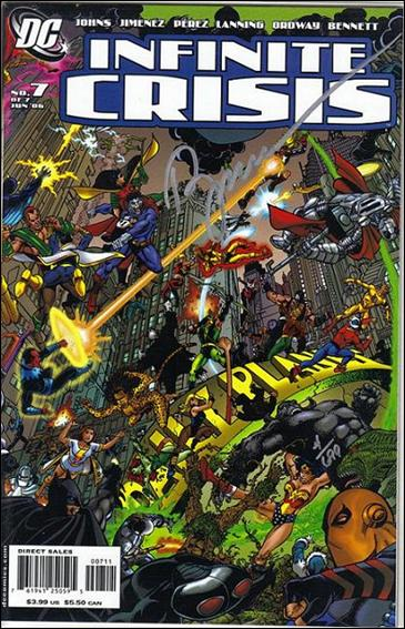 Infinite Crisis 7-C by DC