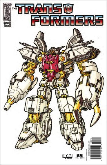 Transformers (2009) 2-C by IDW