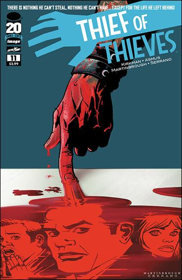 Thief of Thieves 11-A by Skybound Entertainment