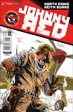 Johnny Red 7-B