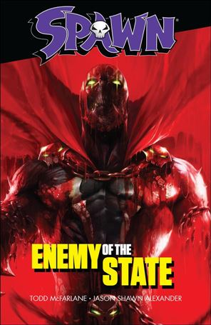 Spawn: Enemy of the State 1-A