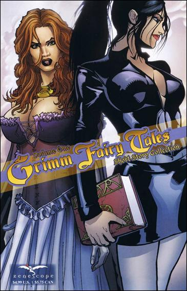 Grimm Fairy Tales: Short Story Collection 1-A by Zenescope Entertainment