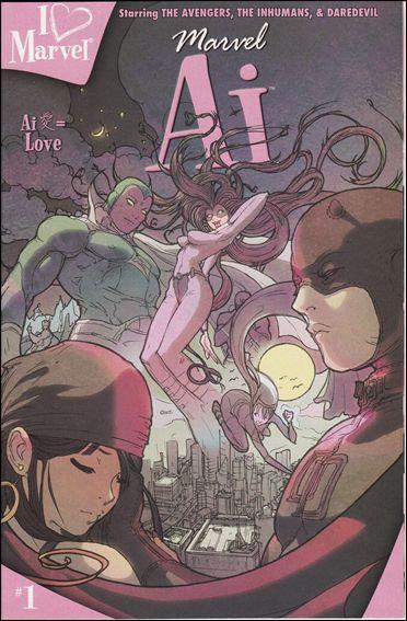 I (heart) Marvel: Marvel Ai 1-A by Marvel