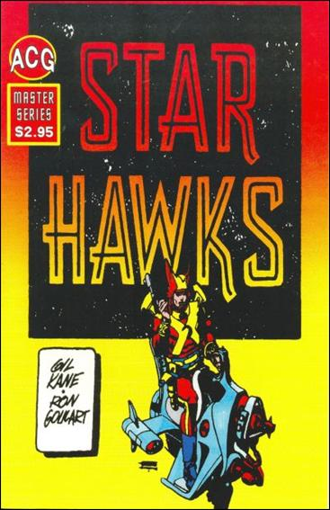 Star Hawks 1-A by America's Comic Group (ACG)