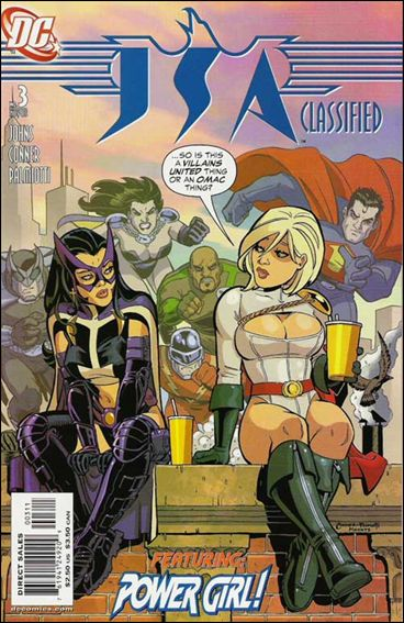 JSA: Classified 3-A by DC