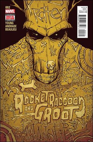 Rocket Raccoon & Groot 2-A