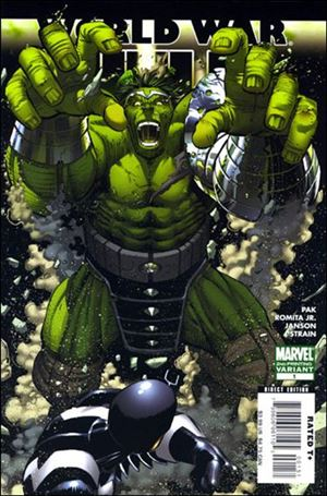 World War Hulk 1-E