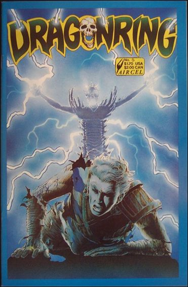 Dragonring (1986) 5-A by Aircel