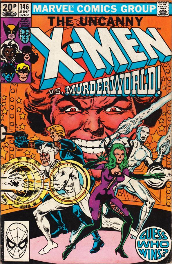 Uncanny X-Men (1981) 146-B by Marvel