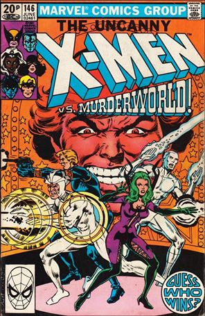 Uncanny X-Men (1981) 146-B