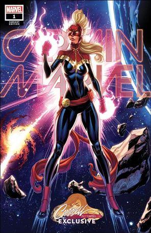 Captain Marvel (2019) 1-N