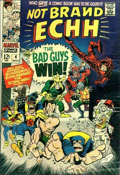 Not Brand Echh 4-A by Marvel