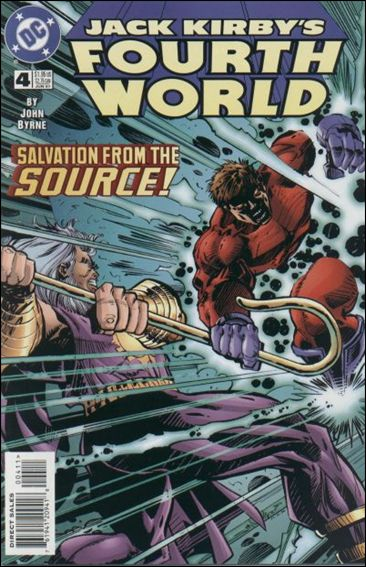 Jack Kirby's Fourth World 4-A by DC