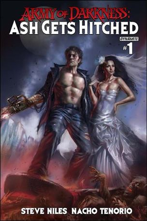 Army of Darkness: Ash Gets Hitched 1-B