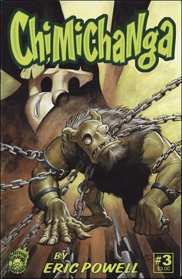 Chimichanga 3-A by Albatross Exploding Funny Books