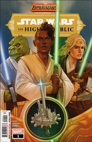 Star Wars: The High Republic 1-R