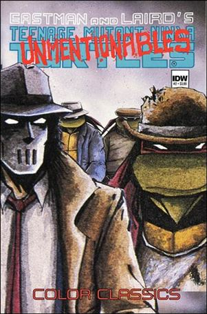 Teenage Mutant Ninja Turtles Color Classics Vol. 02 2-A