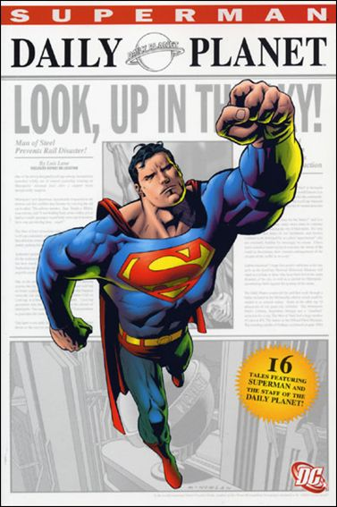 Superman: Daily Planet 1-A by DC