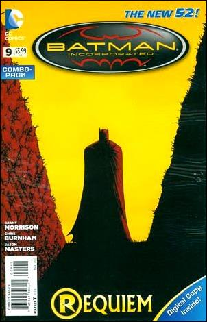 Batman Incorporated 9-C by DC