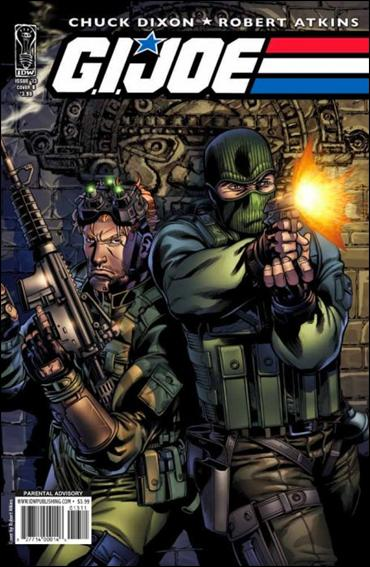 G.I. Joe (2008) 13-B by IDW
