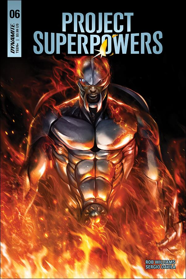 Project Superpowers: Chapter Three 6-A by Dynamite Entertainment