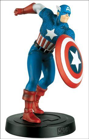 Marvel Fact Files Classic Special Captain America