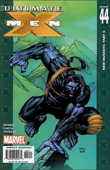Ultimate X-Men (2000) 44-A by Marvel