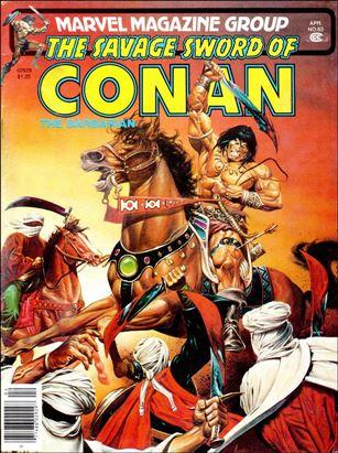 Savage Sword of Conan (1974) 63-A