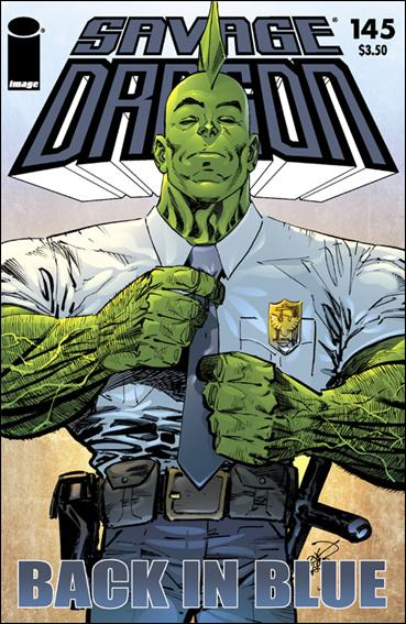 Savage Dragon (1993) 145-A by Image