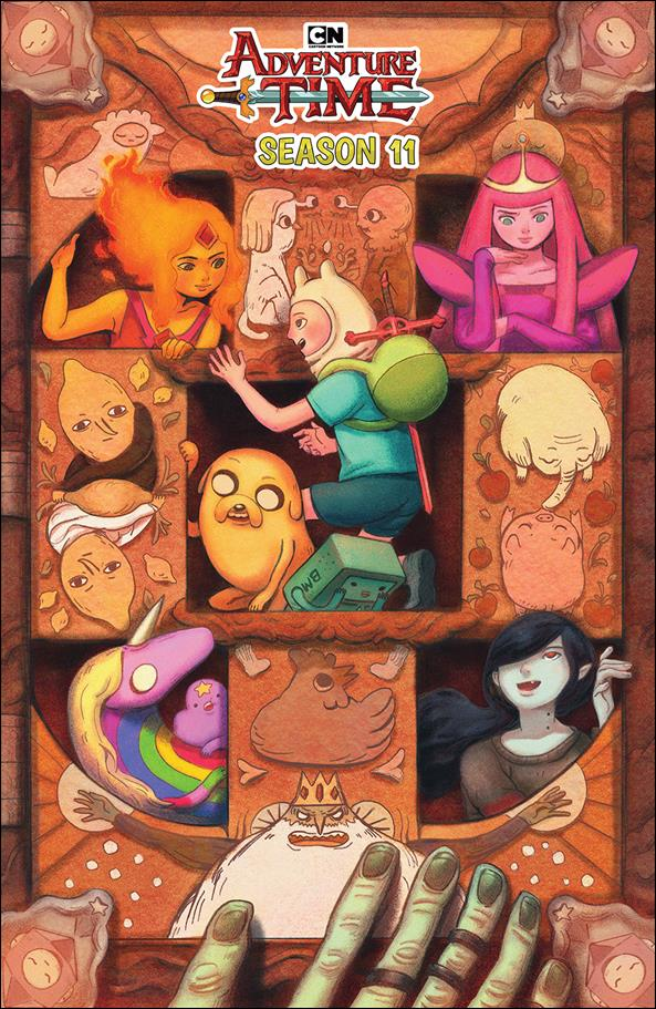 Adventure Time: Season 11 4-B by Kaboom!