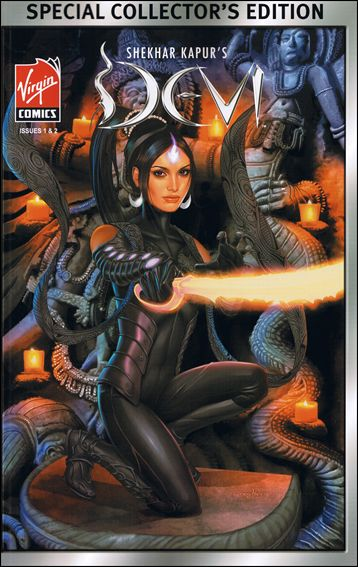 Devi Special Edition 1-A by Virgin Comics