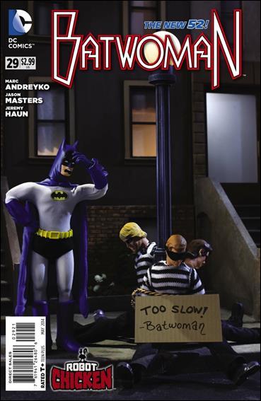Batwoman 29-B by DC