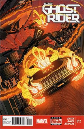 All-New Ghost Rider 12-A