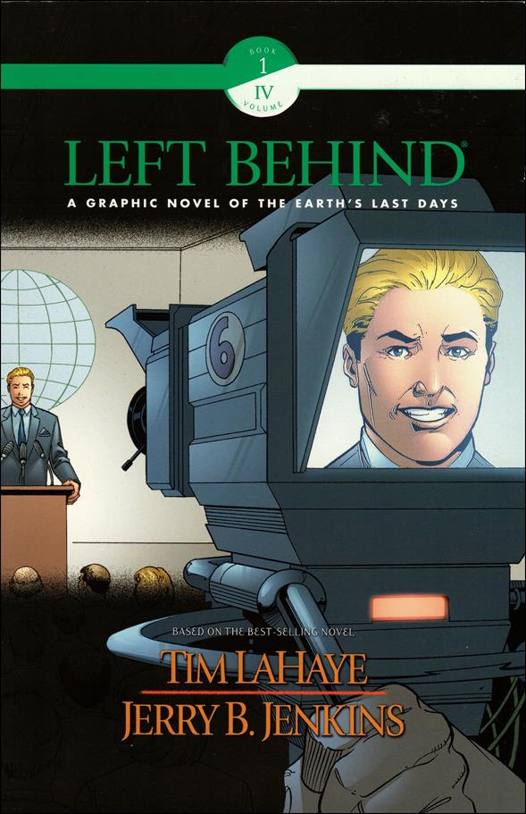 Left Behind 4-A by Tyndale House