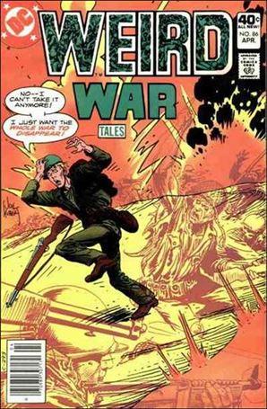 Weird War Tales (1971) 86-A