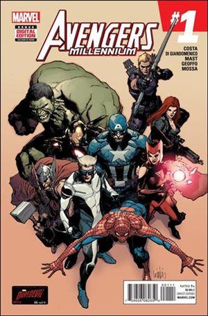 Avengers: Millennium 1-A