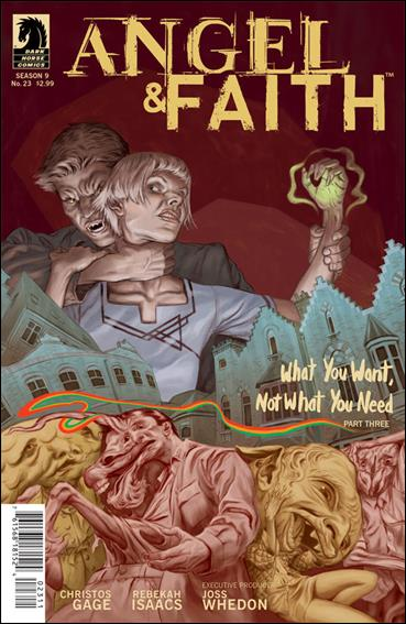 Angel & Faith 23-A by Dark Horse