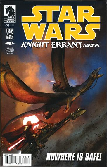 Star Wars: Knight Errant - Escape 3-A by Dark Horse