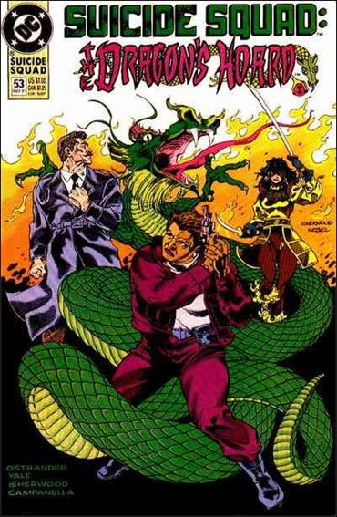 Suicide Squad (1987) 53-A by DC