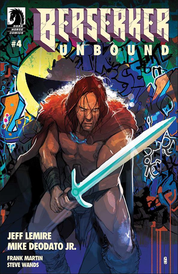 Berserker: Unbound 4-B by Dark Horse