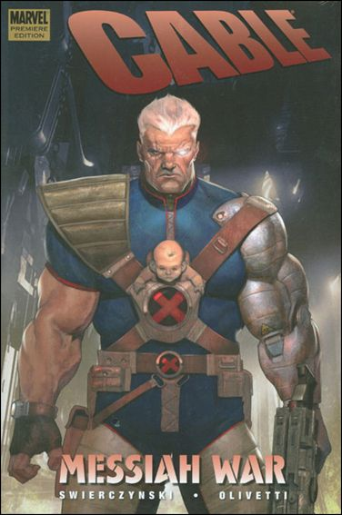 Cable 1-A by Marvel