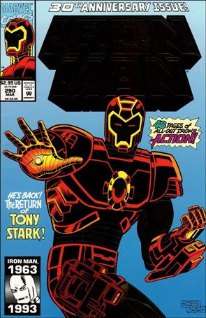 Iron Man (1968) 290-A