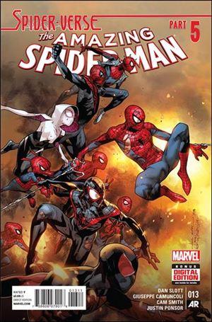 Amazing Spider-Man (2014) 13-A