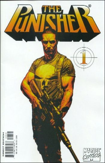 Punisher (2000) 1-B by Marvel
