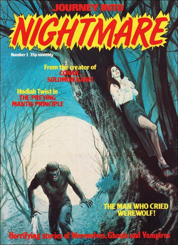 Journey into Nightmare (UK) 1-A by Portman Distribution Ltd.