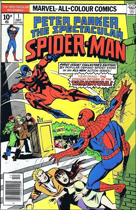 Spectacular Spider-Man (1976) 1-B by Marvel