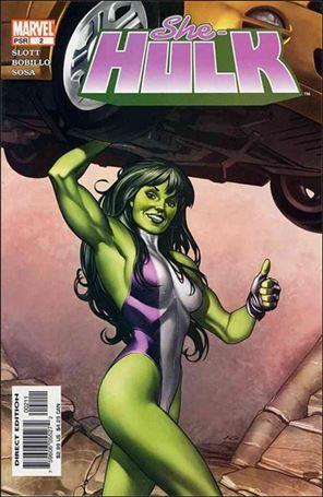 She-Hulk (2004) 2-A