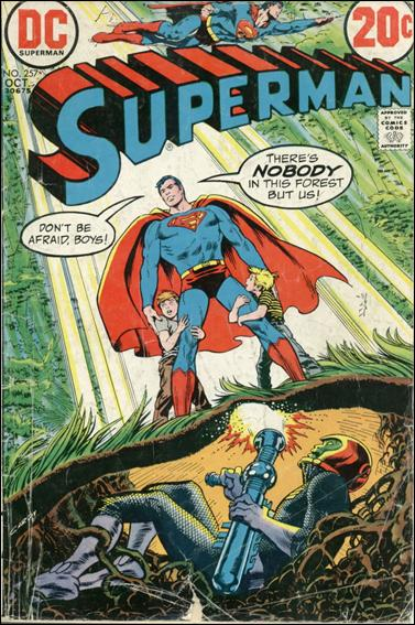 Superman (1939) 257-A by DC