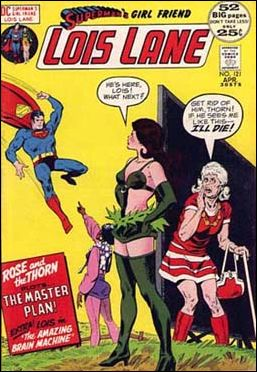Superman's Girl Friend Lois Lane 121-A by DC